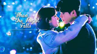 [Rom/Eng/Indo] Eddy Kim - When The Night Falls (While You Were Sleeping OST)