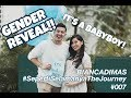 GENDER REVEAL PARTY! IT'S A BOY!! | #SepertiSelamanyaTheJourney #007
