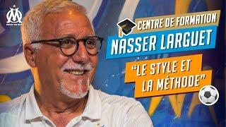 Le centre de formation de l'OM par Nasser Larguet