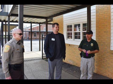 Hanceville Police Chief Bob Long On School Violence