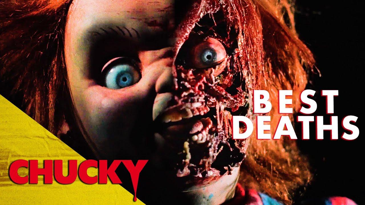 Chucky's Best Deaths | Chucky Official