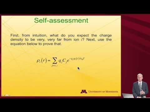 StatMolThermo 11.07 Debye-Hückel Theory 1