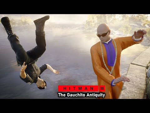 HITMAN 3 - The Gauchito Antiquity Level 1 - 3 | Mendoza Silent Assassin Deluxe Only |