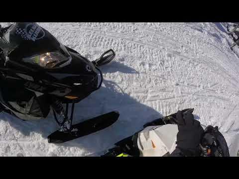 Kivesvaara-Paltamo 30km sled ride