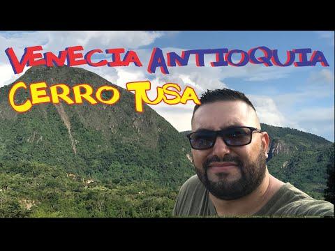 Conociendo Venecia, Antioquia, Colombia