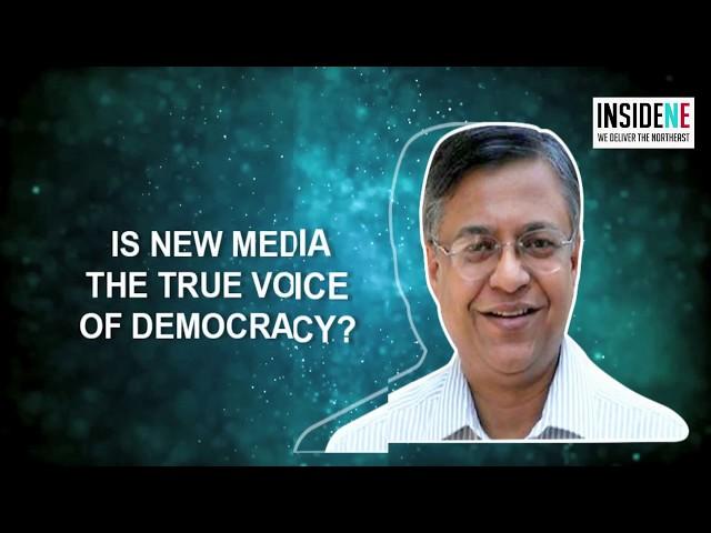 Assam Education Minister Siddhartha Bhattacharya | Speaker | INSIDENE Youth Conclave 2019