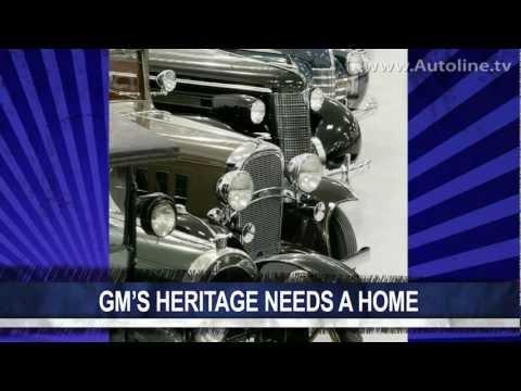 GM's Heritage Needs Proper Home