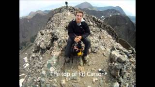 Kit Carson Climb