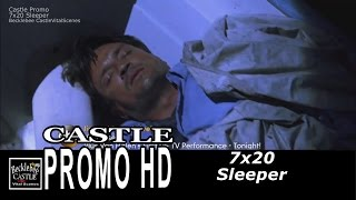 Castle 7x20 Promo Sleeper (HD) Season 7 Episode 20 promo
