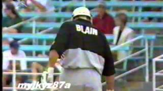 Waqar Younis GREATEST Bowling of his ODI career - 6/30 vs Newzeland (4th ODI) at Auckland 1994