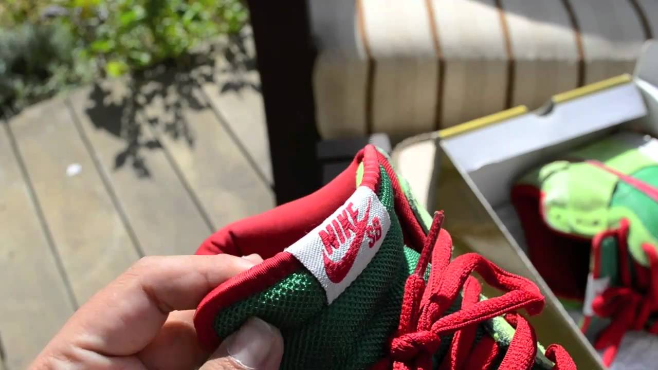 best authentic cc081 baab5 Sneaker review31 nike sb Dr.Feelgood dunk high
