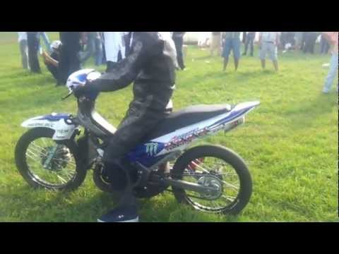 [HD] Giải Đua Xe 125cc Trà Vinh 2012