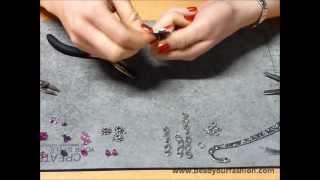 Schmuck herstellen - DIY Projekt 7: Ein fröhliches Lesezeichen herstellen Thumbnail