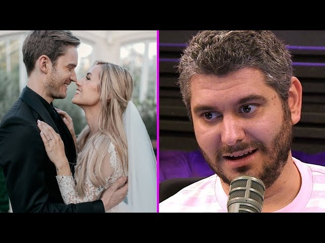 Ethan is Pissed About PewDiePies Wedding