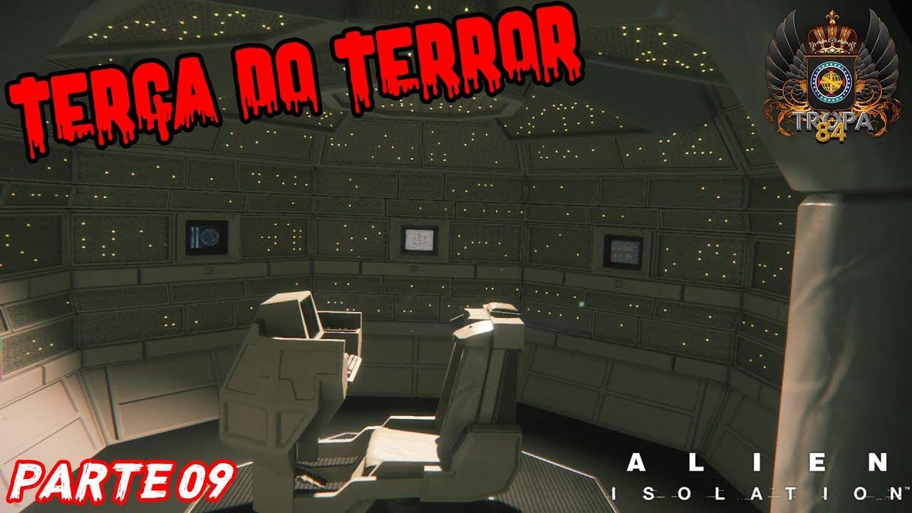 Alien Isolation: Terça do terror parte 09