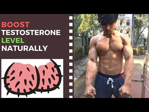 5 Proven Ways To Boost Testosterone Naturally - I Did This