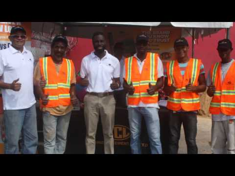 Trinidad Cement Limited Caravan 2017  Part 3