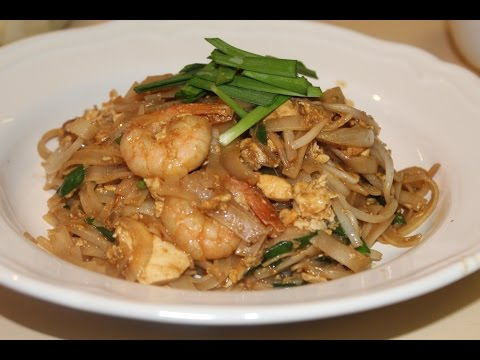 Pad Thai (Quick & Easy Meals)