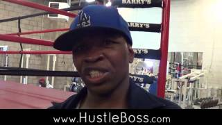 Kenny Porter feels Manny Pacquiao shouldn