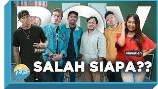 Download lagu POV - VIA VALLEN VS JERINX SID : SALAH SIAPA?? feat. GLENN FREDLY & TOMPI