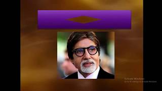 Amitabh Bachchan Biography || Lifestyle || Private jet, House, Car, Family, Net worth.