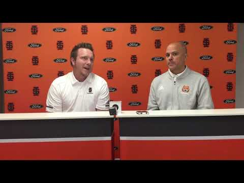idaho-state-men's-basketball-coach-ryan-looney-discusses-the-hiring-of-his-assistant-coaches.