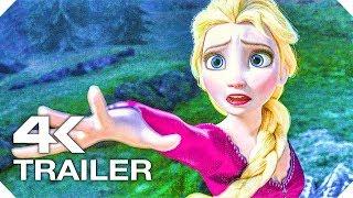 ХОЛОДНОЕ СЕРДЦЕ 2 Русский Трейлер #2 (4K ULTRA HD) НОВЫЙ 2019 Мультфильм, The Walt Disney