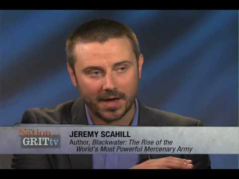 Jeremy Scahill: Minerals, WikiLeaks, and Blackwater for Sale