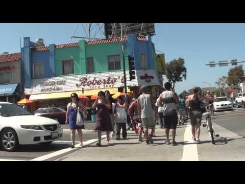 Memorial Day Weekend 2011 - Mission Beach San Diego