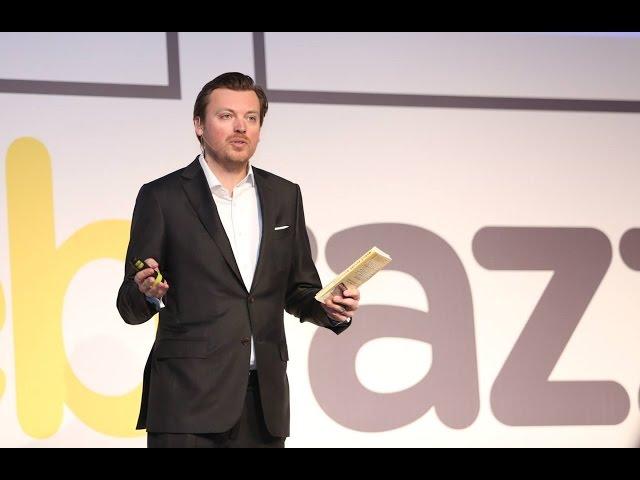 Digital Future - Keynote at Webrazzi Digital Conference #Entrepreneurship #Innovation #Leadership