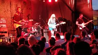 """Liz Phair: """"Take a Look"""" live at City Plaza, Raleigh 9/8/18."""