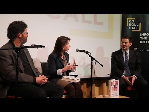 Roll Call Book Club: A Discussion with Mark Halperin