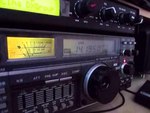 VK9NT - Norfolk Island - 20m 14Mhz - SSB in EI