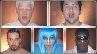 Repeat youtube video Pentatonix daft Punk 10 hours
