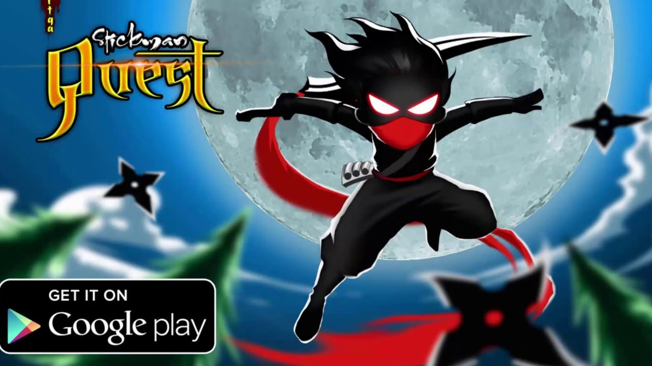 Stickman Quest - The Best of Action Games