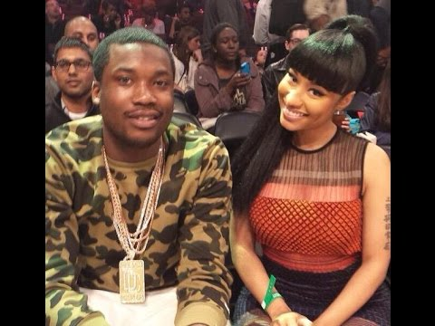 Nicki Minaj Confirms She's Single.... Relationship with Meek MIll is Over.