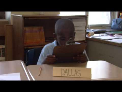Dallas studies Joseph Kirnon's Essay about Busing