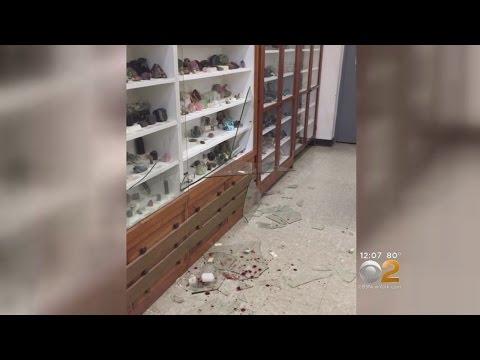 Franklin Mineral Museum Heist