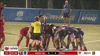 Tonga vs Pacific Toa