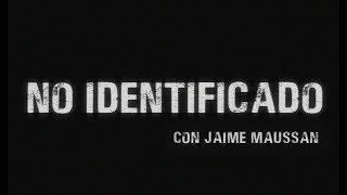 No Identificado con Jaime Maussan 26 de Mayo