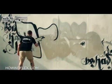 Has one - Minute To Kill It [Grafitti Edition] - The FLEX