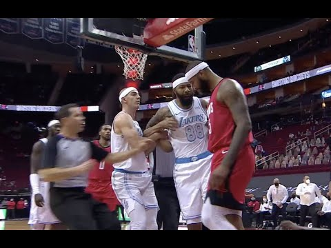 Download DeMarcus Cousins and Markieff Morris Got Into A Scuffle