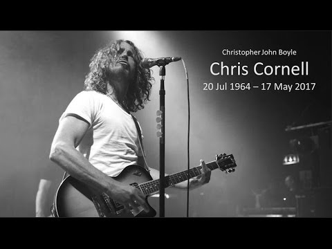 Tributo a CHRIS CORNELL | Like a Stone - Audioslave COVER