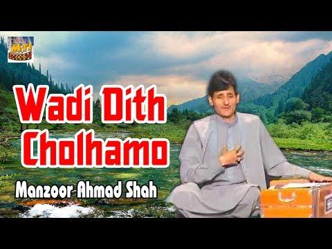 Kashmiri Video Song - Wadi Dith Cholhamo - Manzoor Ahmad Shah - Kashmiri MTI Films