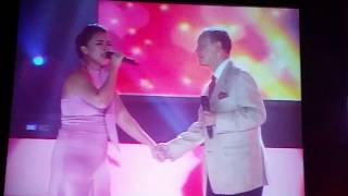 Anna Fegi-Brown: Please Be Careful with My Heart duet with Jose Mari Chan