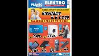 Vaše nová prodejna! PLANEO ELEKTRO KADAŇ