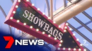 Showbags proving good value for money at this years Royal Show | Adelaide | 7NEWS