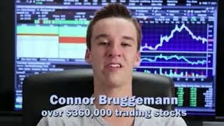 Rich Kid Made Over $360,000 Trading Penny Stocks On His iPhone In High School