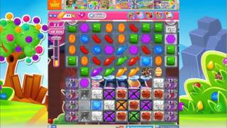Candy Crush Saga Level 1478 (No Boosters)