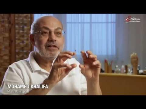 Mohamed Khalifa - Heilen ohne Pillen und Skalpell (regentK ...  Mohamed Khalifa...
